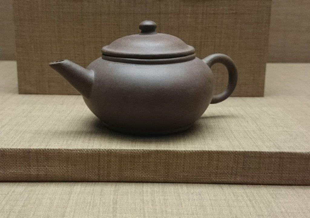 紫砂の茶銚(国立故宮博物院)