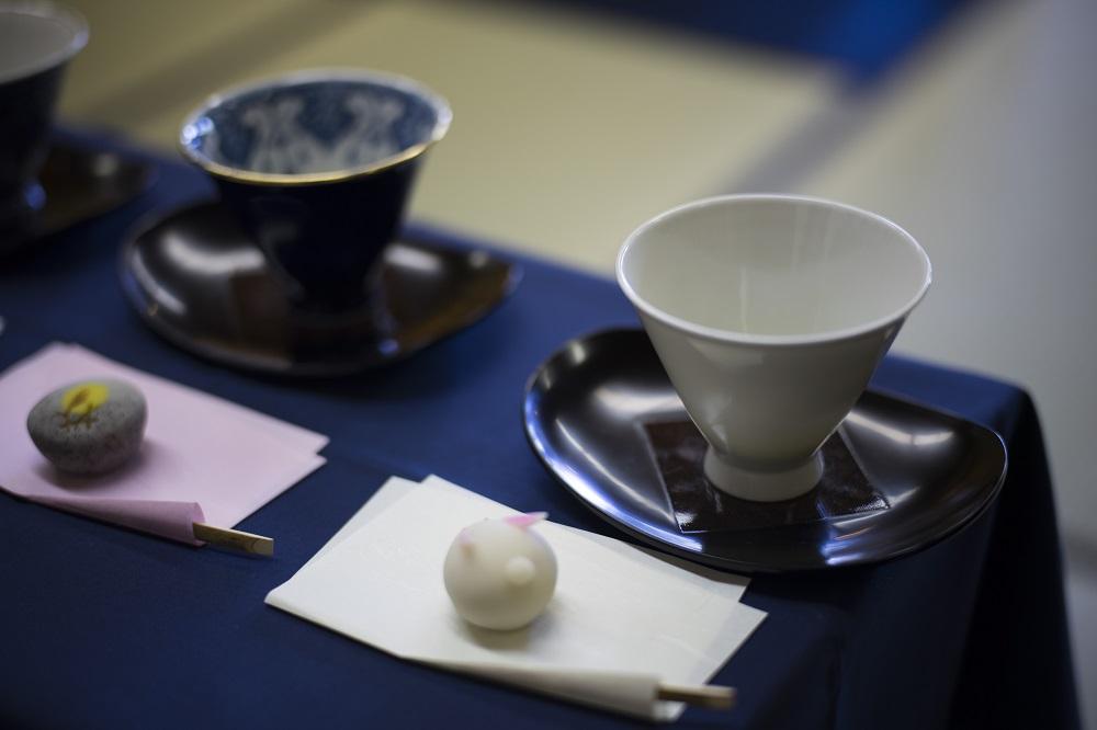 黄檗売茶流_平成茶碗