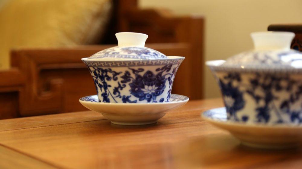 中国茶器の蓋碗
