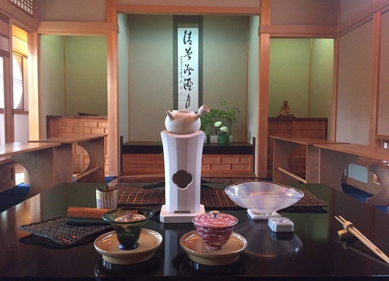 黄檗売茶流_高槻教室