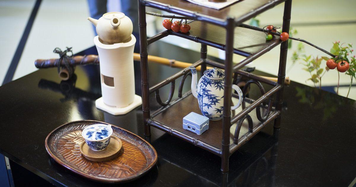 煎茶道_黄檗売茶流_茶会