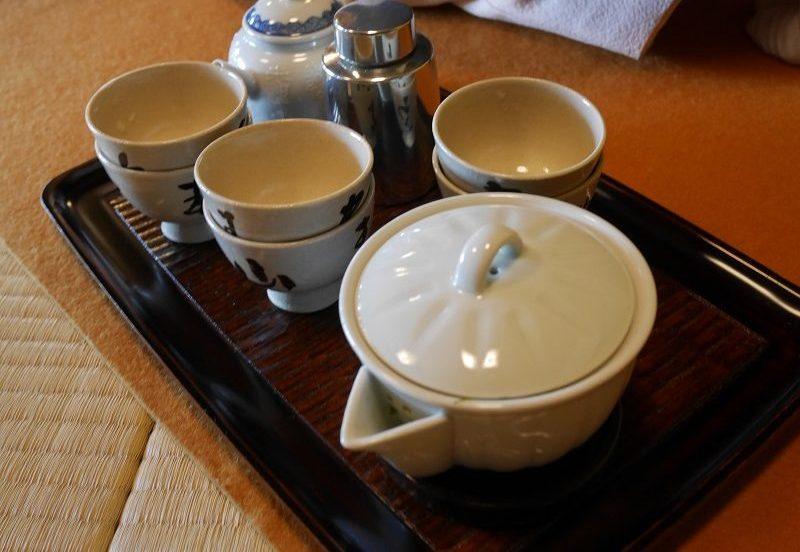 瑞芳菴流の茶会