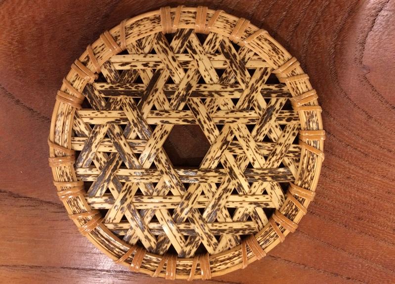 斑竹の瓶床