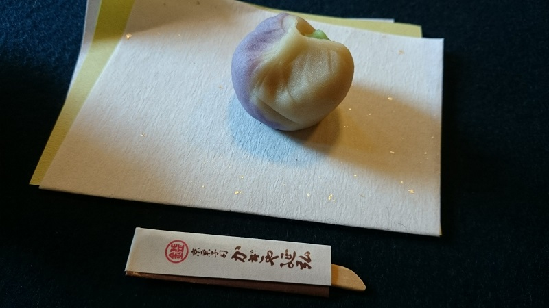 京菓子司「かぎや延弘」