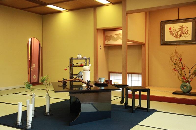 鎌倉芸術館「和室」