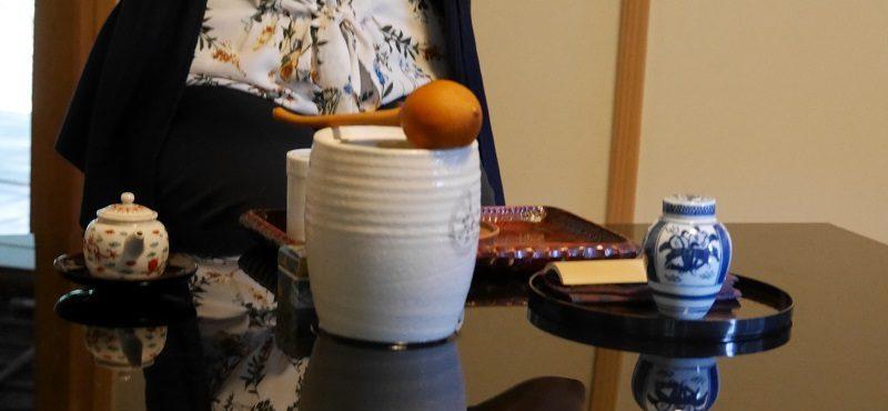 煎茶道具「瓢杓」