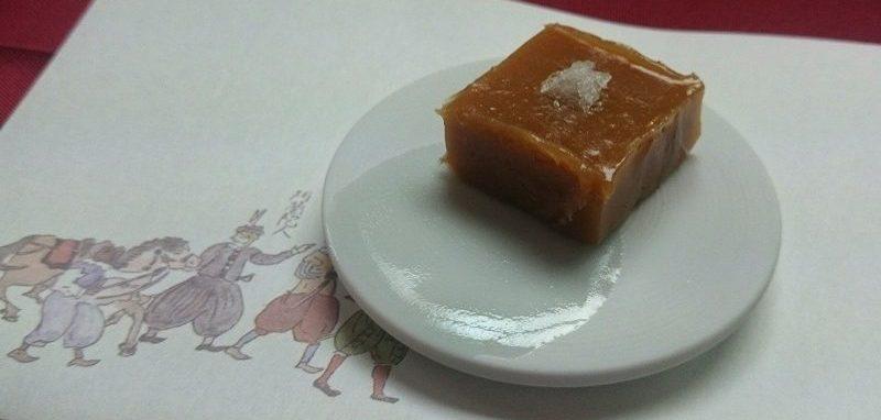 平戸和菓子_sweetHirado「ゆっくりとした欠片」