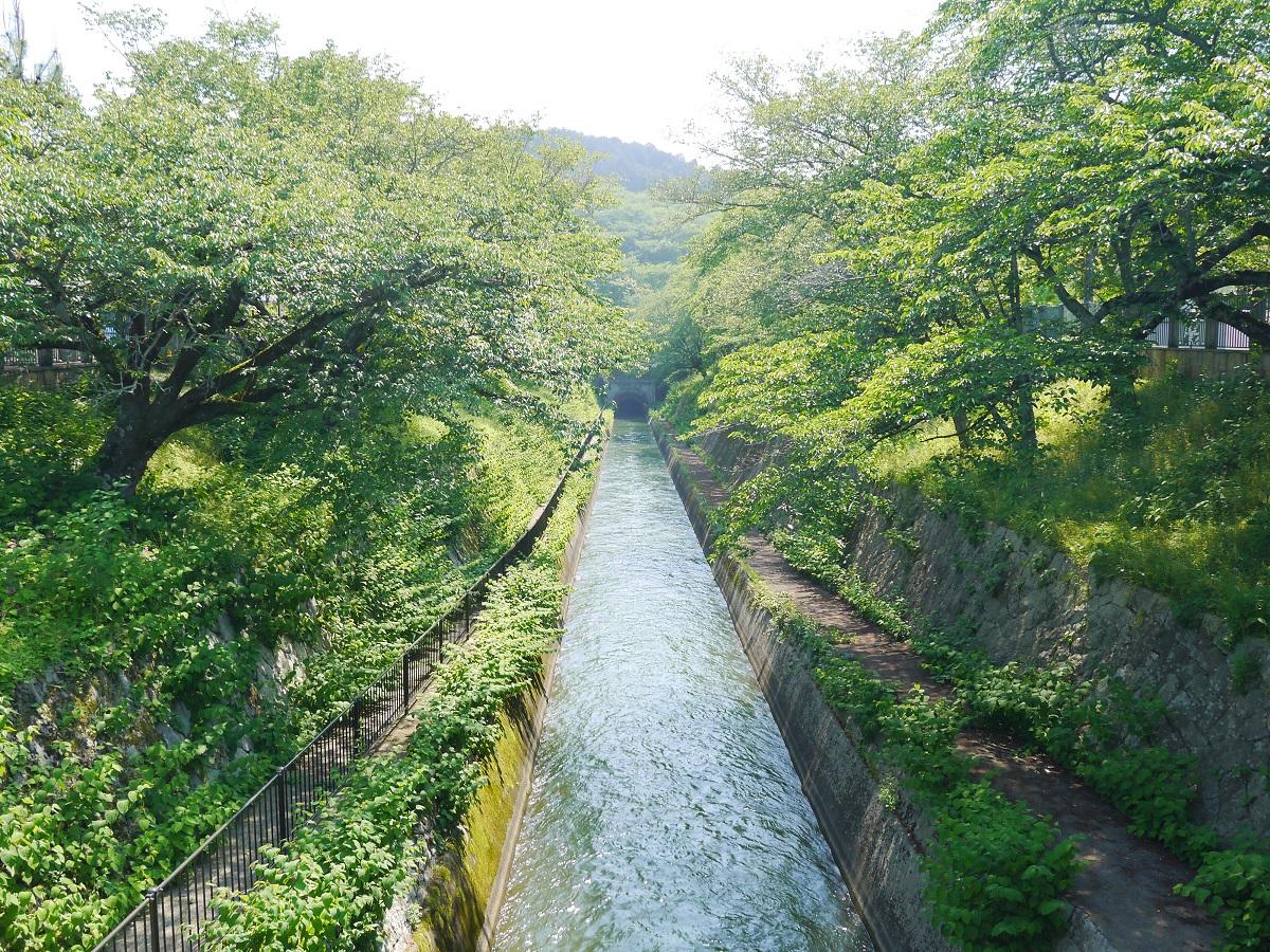 琵琶湖疎水@滋賀県