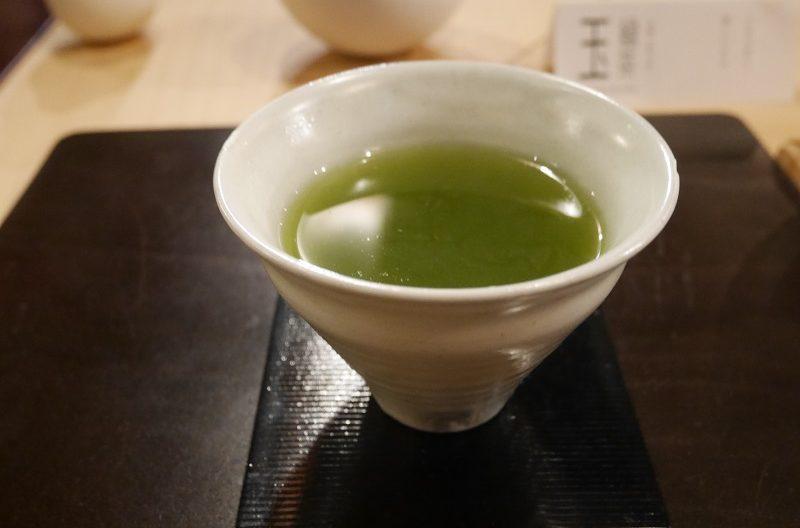 煎茶@鎌倉倶楽部茶寮