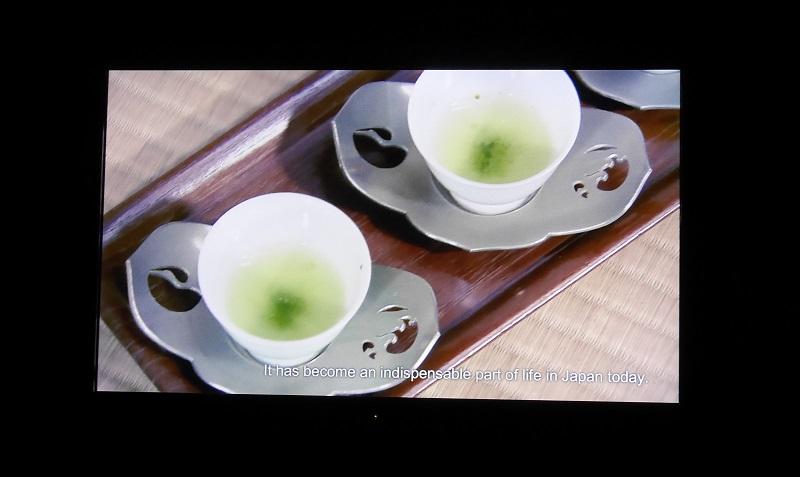 煎茶道の茶会