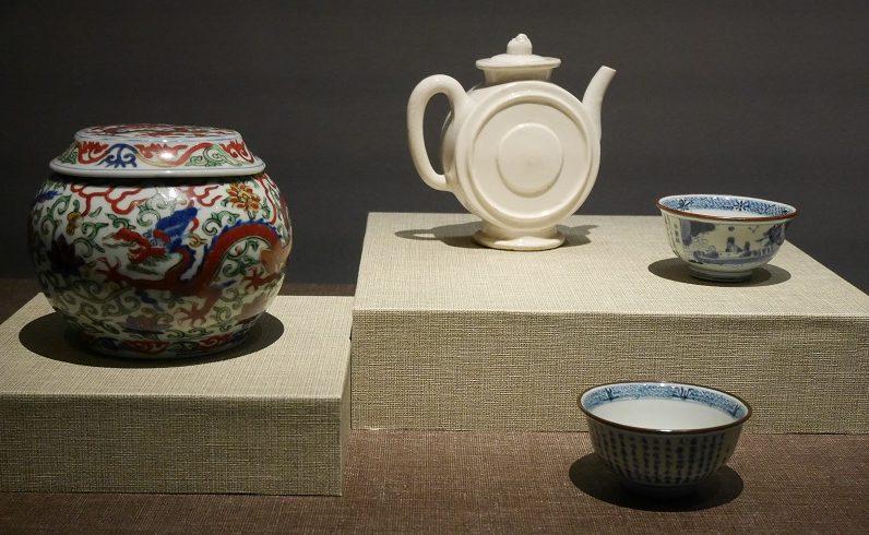 明代の茶器