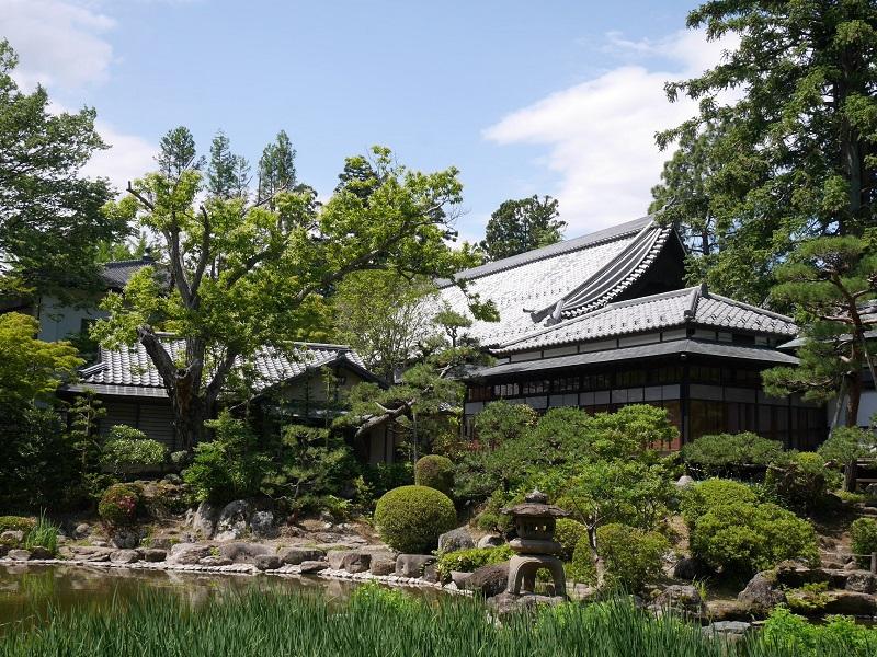 輪王寺 半杓庵。仙台で借りられる茶室